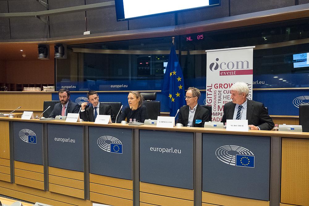 Conferencia en Bruselas sobre la política energética Europea